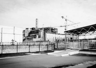 Černobylská jaderná elektrárna - blok č. 4