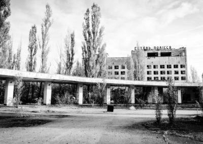 Pripjať - Hotel Polisia