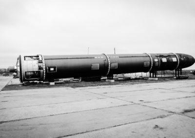 Raketová základna Pervomajsk