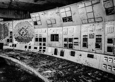 Černobyl - 4.blok